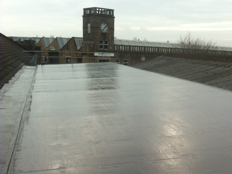 Flat Roofing 800