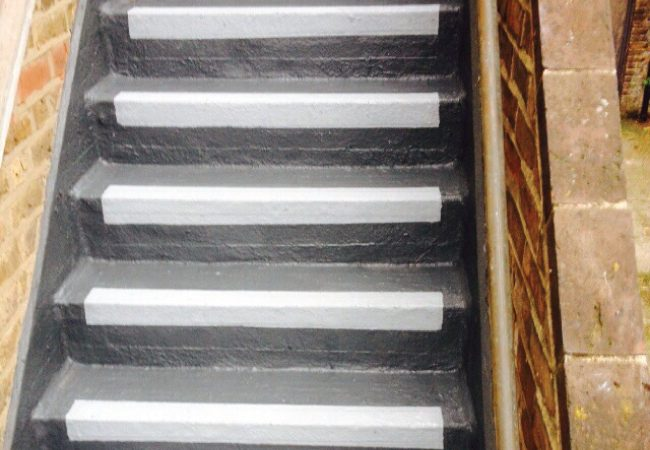 Stairway Systems After