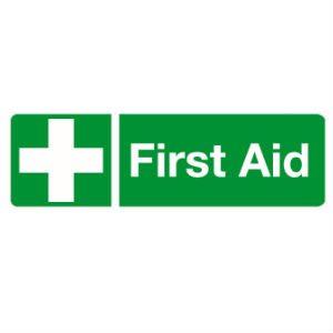 green first aid logo