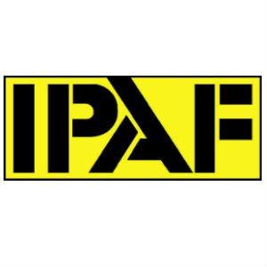 yellow ipaf logo